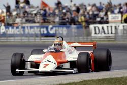 John Watson, McLaren MP4/1