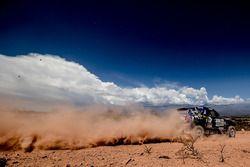 #322 X-Raid Team Mini: Mohamed Abu-Issa, Xavier Panseri