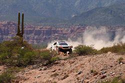 #319 PH Sport Peugeot 3008 DKR: Khalid Al-Qassimi, Pascal Maimon