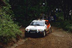 Карлос Сайнс и Луис Мойя, Ford Escort RS Cosworth