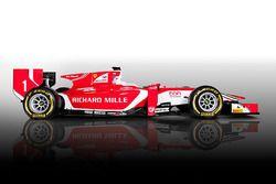 La voiture de Charles Leclerc, PREMA Racing