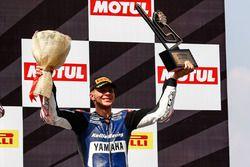 Podium: third place Niki Tuuli, Kallio Racing