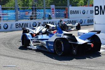 Maximilian Gunther, Dragon Racing, Penske EV-3 Sam Bird, Envision Virgin Racing, Audi e-tron FE05, Antonio Felix da Costa, BMW I Andretti Motorsports, BMW iFE.18