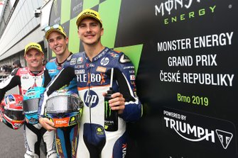 Sam Lowes, Gresini Racing, Alex Marquez, Marc VDS Racing, Lorenzo Baldassarri, Pons HP40
