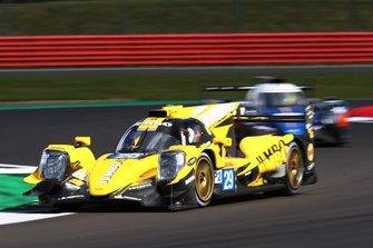 #29 Racing Team Nederland Dallara P217: Frits van Eerd, Giedo van der Garde, Job Van Uitert