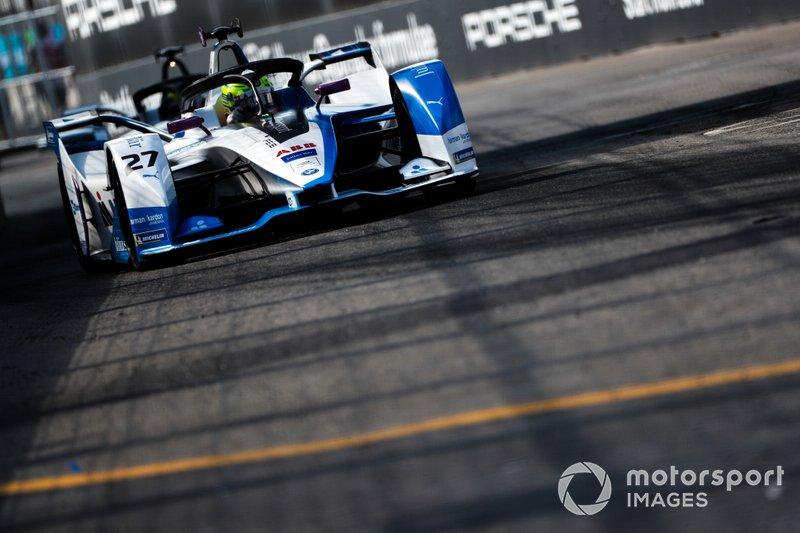 BMW-Andretti 2018/19: Antonio Felix da Costa, Alexander Sims