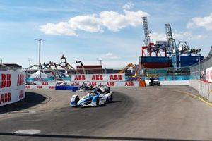 Alexander Sims, BMW I Andretti Motorsports, BMW iFE.18 Sébastien Buemi, Nissan e.Dams, Nissan IMO1