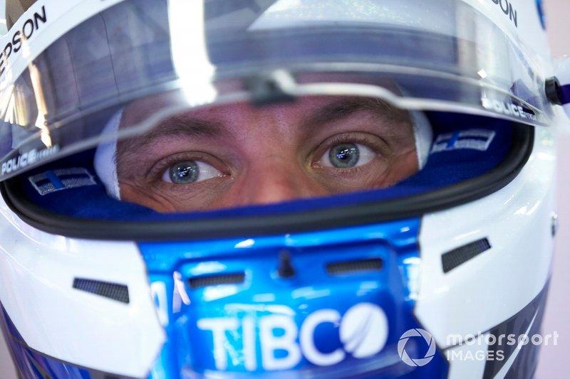 Valtteri Bottas, Mercedes AMG F1: 9.