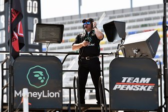 Brian Wilson, Austin Cindric, Team Penske, Ford Mustang MoneyLion