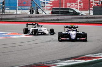 Pedro Piquet, Trident y Raoul Hyman, Sauber Junior Team by Charouz