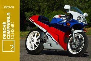 Copertina Perchè comprarla Classic, Honda RC30