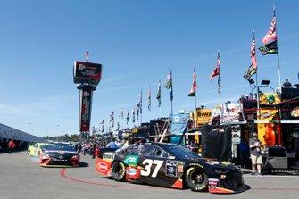Chris Buescher, JTG Daugherty Racing, Chevrolet Camaro Fast Lane to Flavor