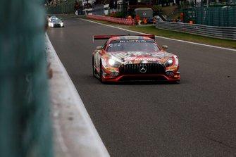 #00 Goodsmile Racing Mercedes-AMG GT3: Tatsuya Kataoka, Nobuteru Taniguchi, Adam Christodoulou