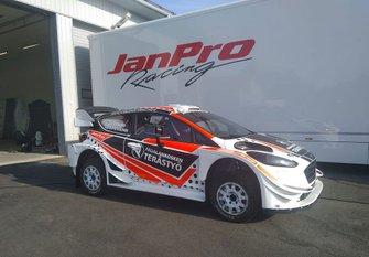 Jouni Virtanen, Risto Pietiläinen, Ford Fiesta RS WRC