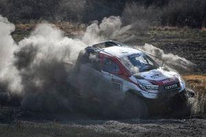 331# Toyota Gazoo Racing Toyota Hilux: Fernando Alonso, Marc Coma