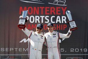 DPI Winners #6 Acura Team Penske Acura DPi, DPi: Juan Pablo Montoya, Dane Cameron
