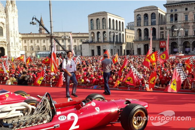 Carros da Ferrari