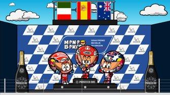 El GP de Aragón 2019, por MiniBikers