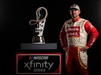 Michael Annett, JR Motorsports, Chevrolet Camaro Chevrolet Pilot Flying J, Xfinity Playoff Drivers