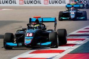 Andreas Estner, Jenzer Motorsport voor Federico Malvestiti, Jenzer Motorsport