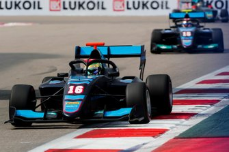 Andreas Estner, Jenzer Motorsport leads Federico Malvestiti, Jenzer Motorsport