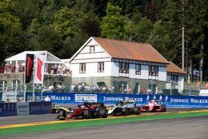 Richard Verschoor, MP Motorsport y Max Fewtrell, ART Grand Prix