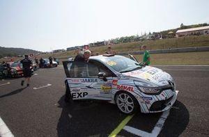 Szymon Jabłonski, Renault Clio, Clio Cup Central Europe
