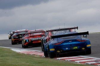 #47 TF Sport Aston Martin V8 Vantage GT3: Graham Davidson, Johnny Adam