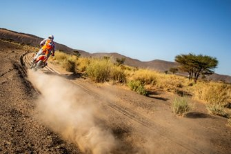 Лайя Санс, Red Bull KTM Factory Racing, KTM 450 Rally Factory (№44)