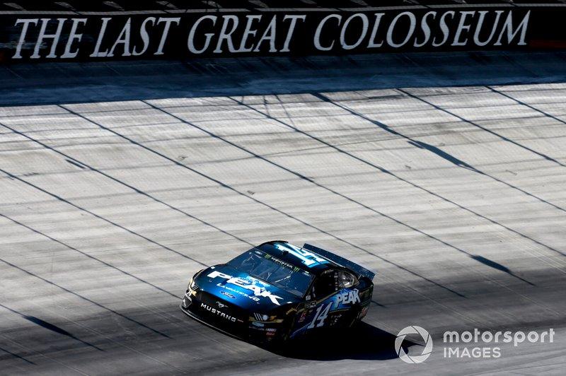 Clint Bowyer, Stewart-Haas Racing, Ford Mustang Peak Lighting