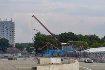 Финиш: Майк Роккенфеллер, Audi Sport Team Phoenix, Audi RS5 DTM