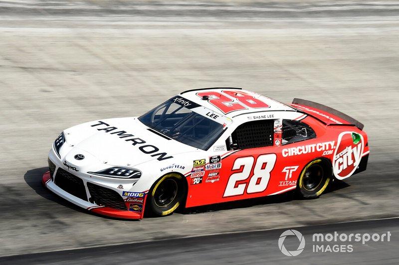 Shane Lee, H2 Motorsports, Toyota Supra Tamron