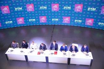 Conferencia de prensa del Circuito de Igora