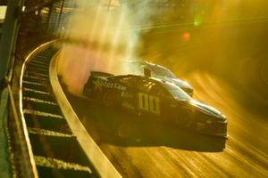 Dreher: Landon Cassill, StarCom Racing, Chevrolet Camaro StarCom Fiber