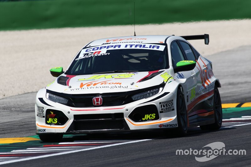 Kevin Giacon, MM Motorsport, Honda Civic Type R TCR