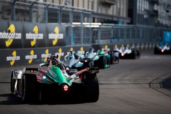 Lucas Di Grassi, Audi Sport ABT Schaeffler, Audi e-tron FE05