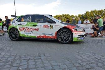 Норберт Херциг и Рамон Ференц, Mol Racing Team, Volkswagen Polo GTI R5