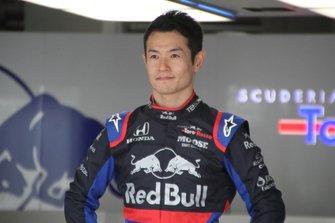 Naoki Yamamoto,Toro Rosso