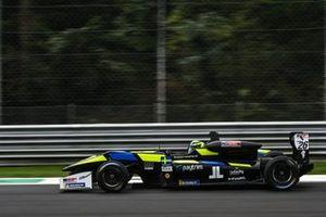 Linus Lundqvist, Dallara F317-Mercedes