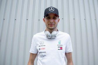 Esteban Ocon, Mercedes-AMG F1