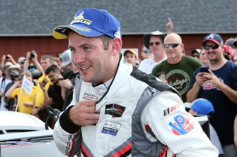 Il vincitore della gara #911 Porsche GT Team Porsche 911 RSR, GTLM: Nick Tandy