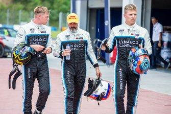 Тед Бьорк и Иван Мюллер, Cyan Racing Lynk & Co, Ян Эрлаше, Cyan Performance Racing Lynk & Co