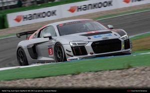 Rahel Frey, Audi R8 LMS