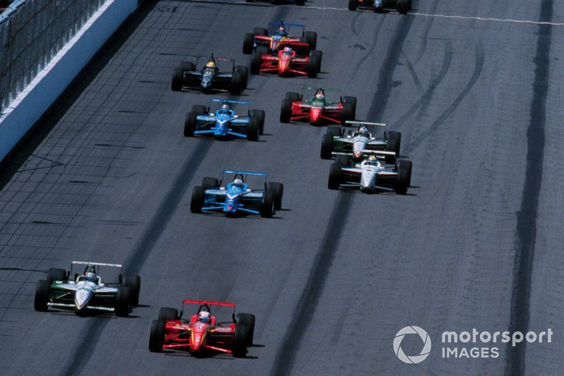 2000 - Gateway (CART, Chip Ganassi Racing)