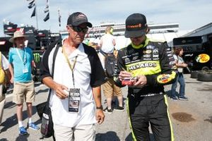 Ryan Blaney, Team Penske, Ford Mustang Menards/Sylvania