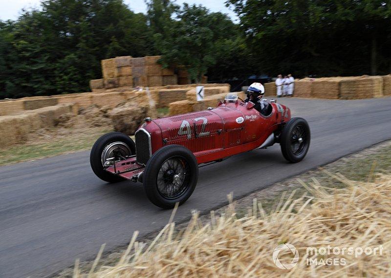 Alfa Romeo Jmes Wood