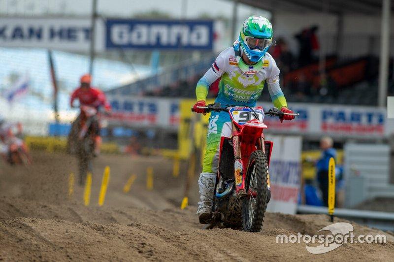 Tim Gajser, Team Slovenië