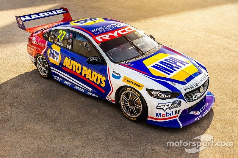 #27 Walkinshaw Andretti United Holden