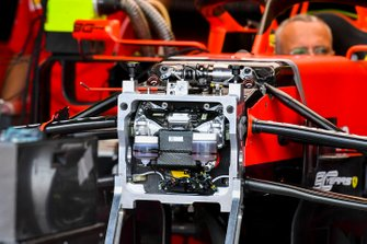 Front suspension Ferrari SF90