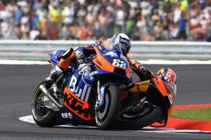 Johann Zarco, Red Bull KTM Factory Racing and Oliviera